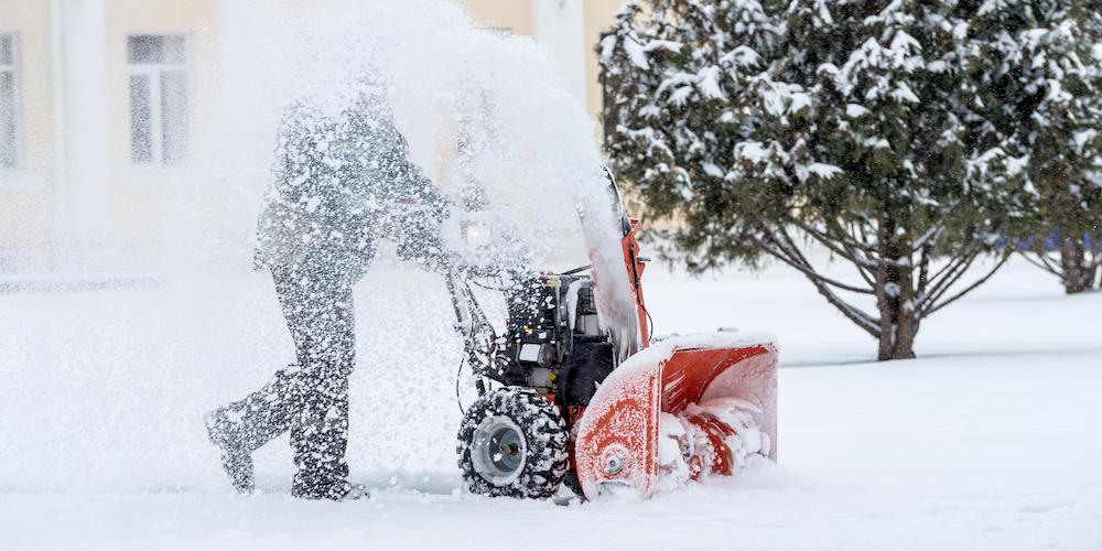 Snow Removal for Seniors Cambridge Ontario